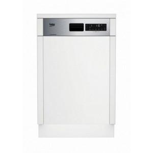 BEKO ugradna mašina za pranje sudova DSS 28021 X
