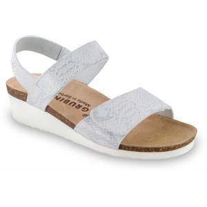 GRUBIN ženske sandale 1853670 MERILYN Bele