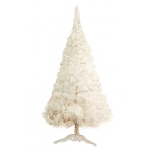 Bela novogodišnja jelka 150 cm 20547