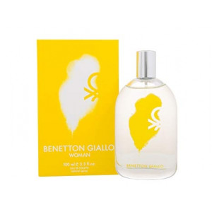 BENETTON GIALLO W EDT 30ml