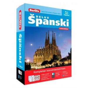 BERLITZ: DELUX ŠPANSKI
