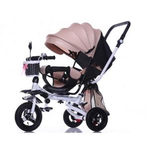 Dečiji tricikl playtime bež model 413 relax