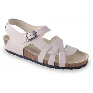 GRUBIN ženske sandale 203550 PISA Bež