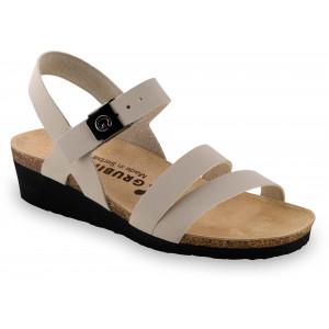 GRUBIN ženske sandale 1263650 LUCCA Bež