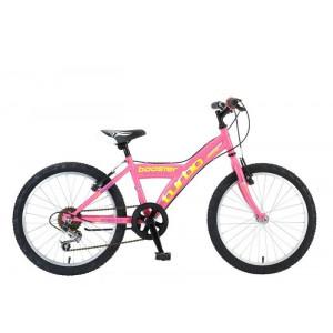 BICIKL BOOSTER TURBO 20 GIRL pink BIC-0100-P