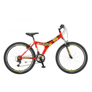 BICIKL POLAR TORNADO 26 red BIC-2226-R