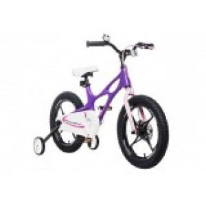 "BICIKL ROYAL BABY SPACE SHUTTLE 16"" purple BIC-RB22-16-P"