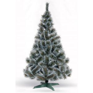 BOR - novogodišnja jelka sa belim vrhovima 180 cm 20646