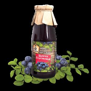 100% prirodan voćni nektar ''ВАЈАТИ'' Šumska borovnica 700ml 103