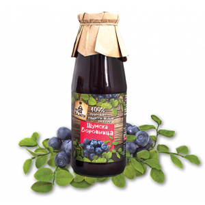 100% prirodan voćni nektar ''ВАЈАТИ'' Šumska borovnica 200ml 104