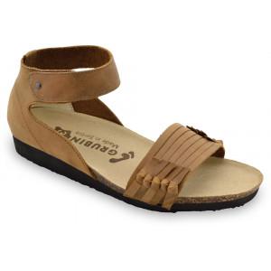 GRUBIN ženske sandale 2113610 WHITNEY Braon