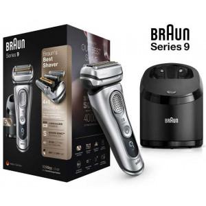 Braun aparat za brijanje 9390cc Silver
