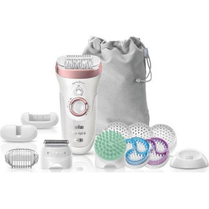 BRAUN  epilator SES9-995BS FLMG BOX MN 504780