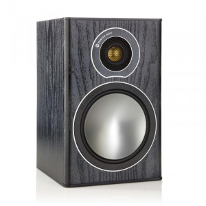MONITOR AUDIO stereo zvučnik Bronze 1 Black