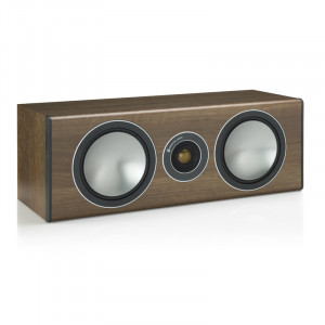 MONITOR AUDIO zvučnik Bronze LCR Walnut