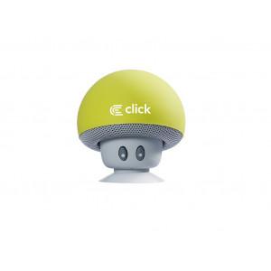 CLICK BS-R-M Zvučnik bluetooth Mushroom, zeleni BSRMG
