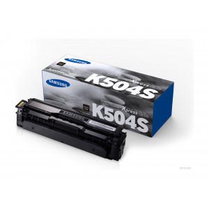 SAMSUNG toner CLT-K504S Black Toner Cartridge SU158A