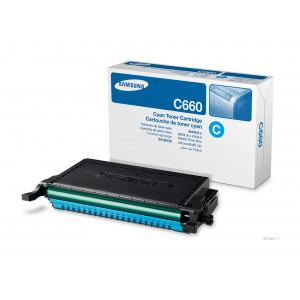 SAMSUNG toner CLP-C660A Cyan ST880A