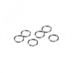 HAMA split rings 14MM 6PCS (27900)