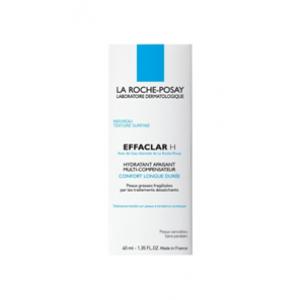 LRP Effaclar H dopunska umirujuća hidratantna nega 40 ml