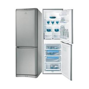 INDESIT Kombinovani frižider CAA 55 NX
