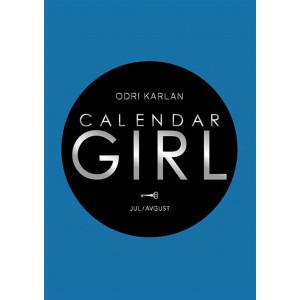 Odri Karlan-CALENDAR GIRL: JUL/AVGUST