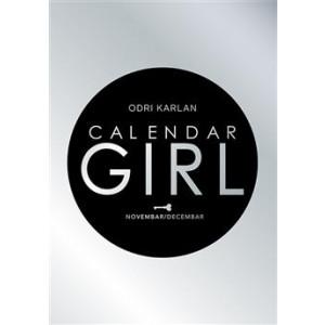 Odri Karlan-CALENDAR GIRL: NOVEMBAR/DECEMBAR