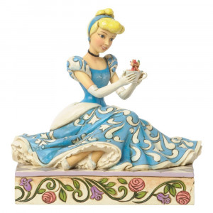 Caring and Courageous Cinderella with Jaq & Gus