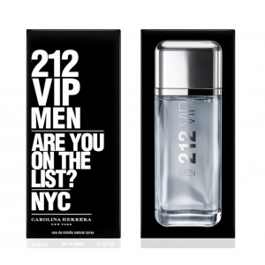 Carolina Herrera 212 Vip Men Black 200ml EDP