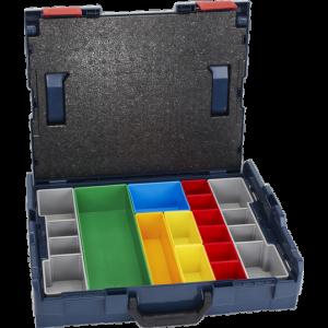 BOSCH kofer L-BOXX 102 set 13 kom. (1600A001S2)