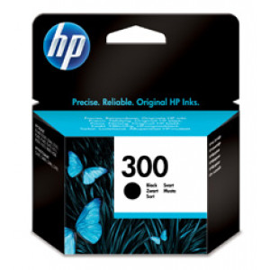 HP Kertridž No.300 Black - CC640EE