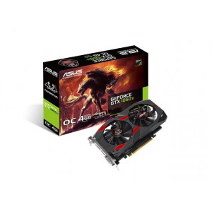 ASUS grafička kartica NVD GTX 1050Ti 4GB 128bit CERBERUS-GTX1050TI-O4G