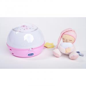 Chicco muzički projektor Uspavane zvezde (fd)-roze A016548