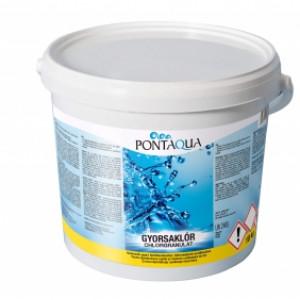 Chlorgranulat 10 kg CLG 100