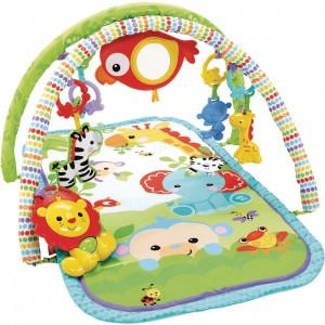 FISHER PRICE gimnastika za bebe drugari iz prašume MACHP85