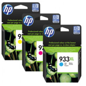 HP ketridž No.933XL Magenta Ink za Officejet 6100,6700,7110 [CN055AE]