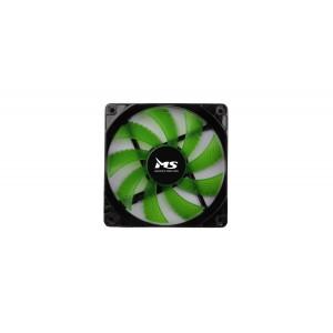 MS cooler LED 12cm green