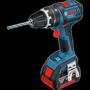 BOSCH akumulatorska vibraciona bušilica-odvrtač GSB 18 V-Li 060186710G