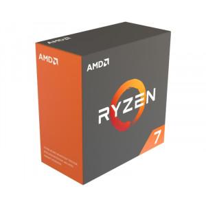 AMD Ryzen 7 1800X 8 cores 3.6GHz (4.0GHz) Box CPU00736