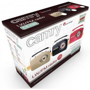 CAMRY retro radio CR1130K