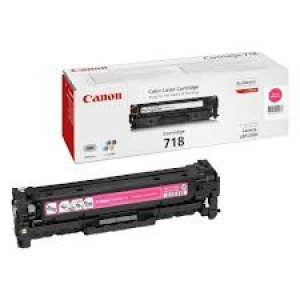 CANON toner crg-718m (magenta) CR2660B002AA