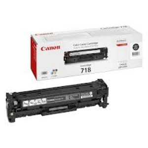 CANON Toner CRG-718BK (Black) za MF8330/8340/8350/8350Cdn/8360/8380/8380Cdw, LBP7200/7210/7660Cdn CR2662B002AA