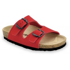 GRUBIN dečije papuče 0033040 ARIZONA Crvene