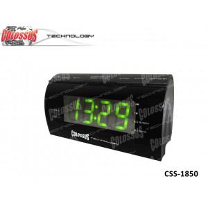 COLOSSUS sat budilnik sa radiom CSS-1850