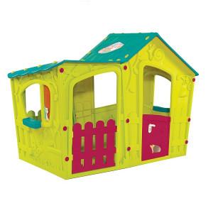 Kućica za decu  Magic villa house, svetlo zelena/tirkizna  CU 231594