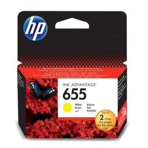 HP ketridž 655  Ink Cart.[CZ112AE] (Yellow)
