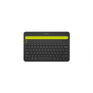 LOGITECH tastatura K480 Bluetooth Multi Black