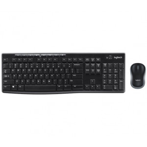 TAST. LOGITECH MK270 Wireless YU