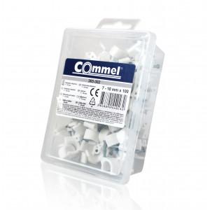 COMMEL kablovske obujmice 7-10mm (C365-302)