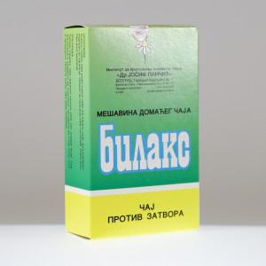 Bilax,čaj protiv zatvora-Institut Josif Pančić